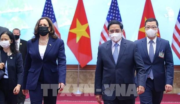 White House highlights enhancement of US-Vietnam Comprehensive Partnership hinh anh 1