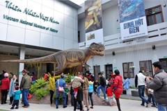 Hanoi to build world-class nature museum in Quoc Oai district