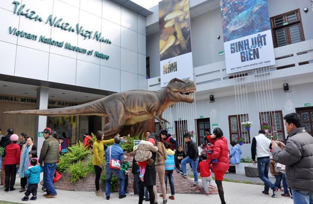 Hanoi to build world-class nature museum in Quoc Oai district hinh anh 1
