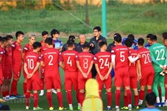 Coach Park Hang-seo names 25-man squad for first match of World Cup qualifiers' final round