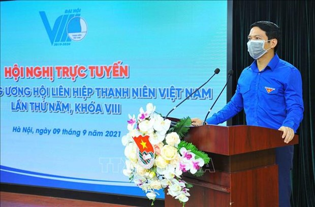 Vietnam Youth Federation has new President hinh anh 1