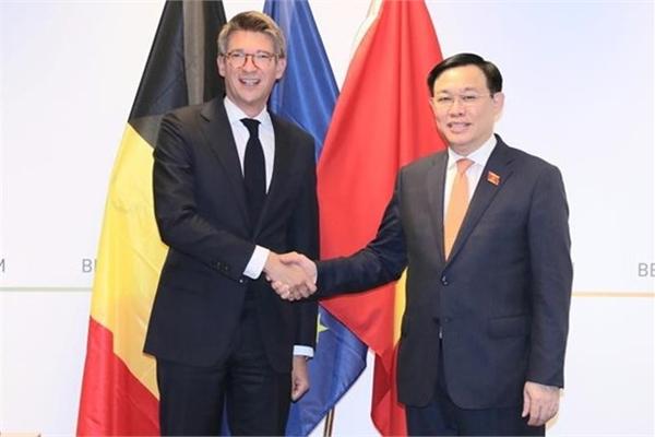 Vietnam, Belgium agree to bolster bilateral relations