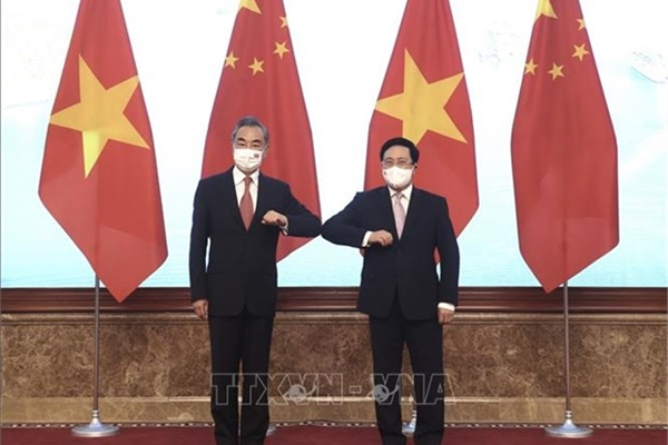 China pledges to donate an additional 3 million doses of vaccines to Vietnam