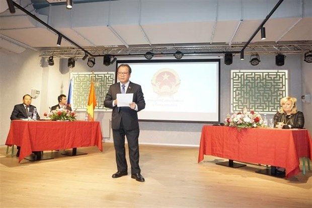 Czechia-Vietnam trade forum explores opportunities from EVFTA hinh anh 1