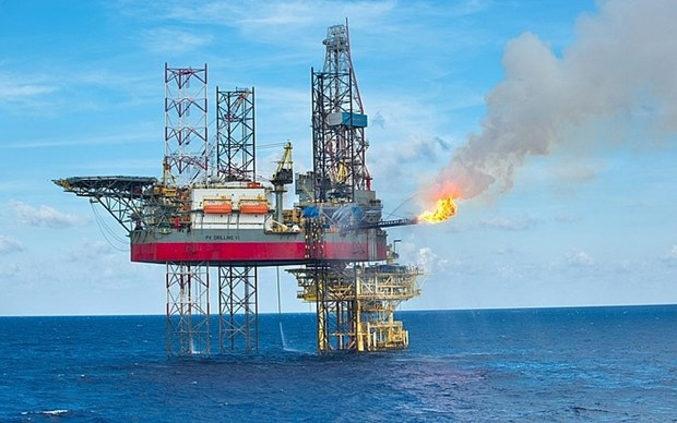 Offshore drilling corporation to supply self-elevating rig to Thang Long JOC hinh anh 1
