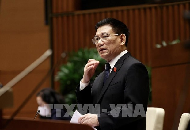 Finance Minister affirms State budget sufficiency hinh anh 1