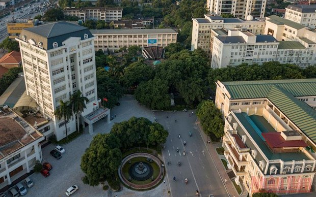 Vietnamese university keeps places in world's top 800 in physical sciences hinh anh 1
