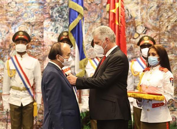 Vietnam, Cuba seek to bolster all-round ties hinh anh 2