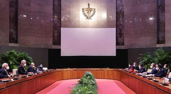 Vietnam, Cuba seek to bolster all-round ties hinh anh 1