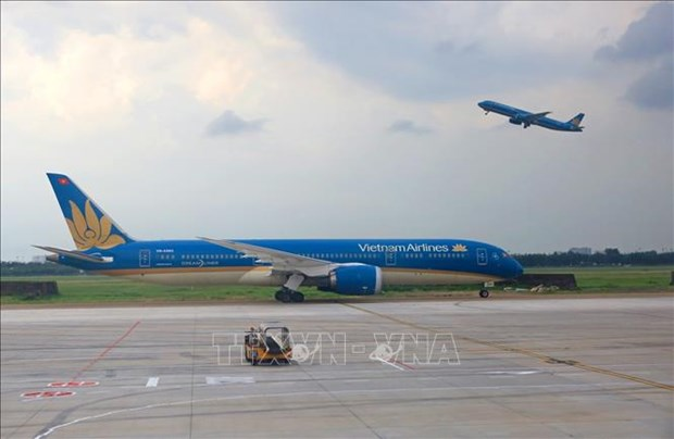 Vietnam Airlines to get permit for regular direct flights to US hinh anh 1