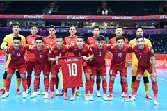 Vietnam loss to Russia in Futsal World Cup knock-out stage