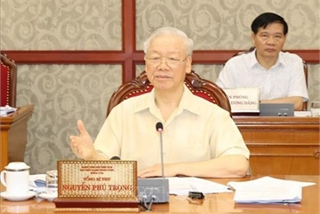 Disciplinary measures against Standing Board of Vietnam Coast Guard's Party Committee
