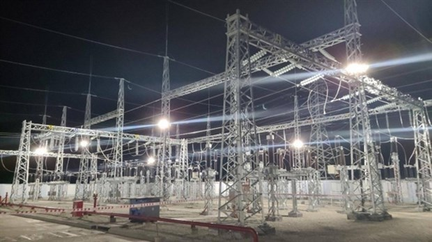 First three wind-power plants put into use in Soc Trang province hinh anh 1
