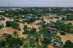 Disasters cause economic losses of 1-1.5 percent of GDP annually