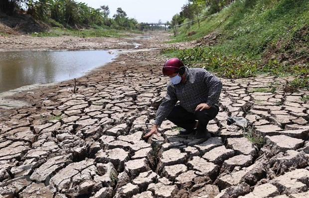 Project on climate change adaptation to benefit central Vietnam hinh anh 1