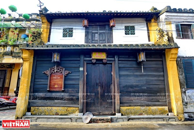 Tan Ky ancient house has been recognized as a national monument in Hoi An (Photo: VNA)