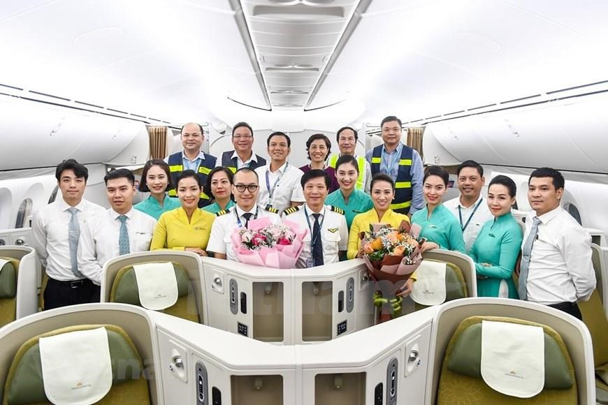 Vietnam Airlines has achieved impressive growth in recent years and helped power the rapid rise of commercial aviation in Southeast Asia (Photo: VNA)