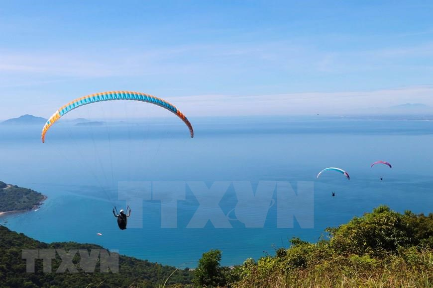 The contest is expected to encourage the development of the sport in Vietnam (Photo: VNA)<br />