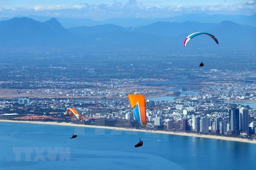 The contest is expected to encourage the development of the sport in Vietnam (Photo: VNA)