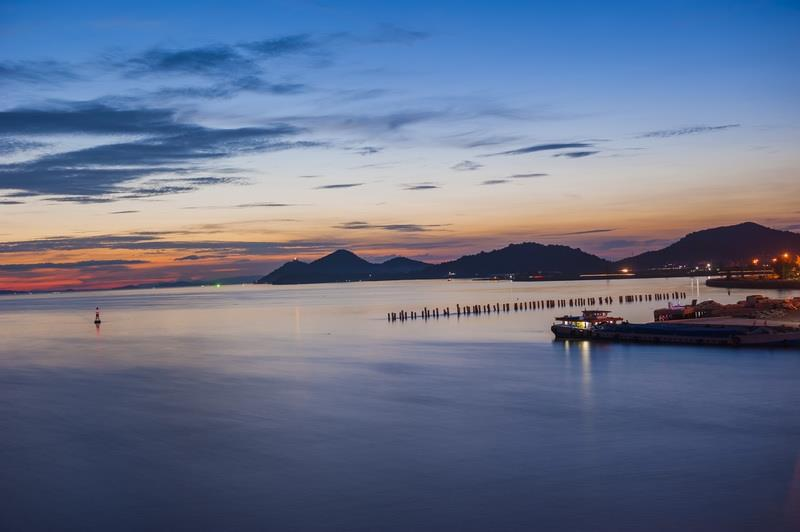With its beautiful, peaceful landscape and rich culture, Ha Tien is a special attraction in the southern region (Photo: VNA)