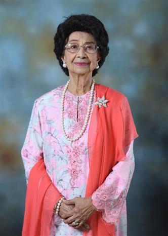 Frst Lady Siti Hasmah Mohamad Ali (Photo:VNA)