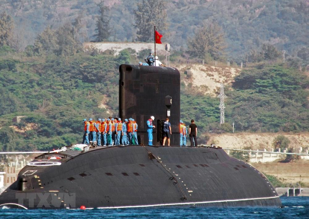 It is in charge of operating the diesel-powered 636 Varshavyanka (kilo)-class submarines that Vietnam in 2009 inked deals to buy from Russia to enhance the country's capacity to defend its territorial waters (Photo: VNA)