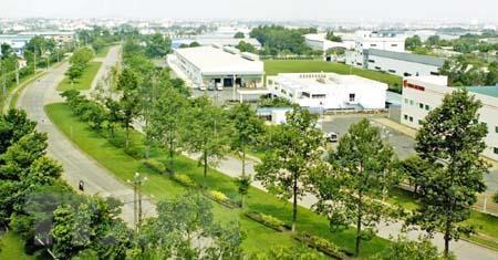 Thai-invested Amata industrial park is established since 1994 in the southern province of Dong Nai (Photo: VNA)