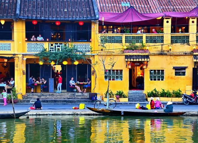The list is made based on criteria such as architecture, stunning scenery, and cultural immersion (Photo: VNA)