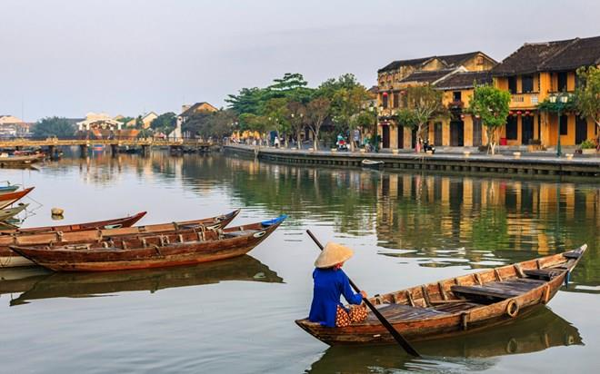 Recently, the ancient town of Hoi An has been named as the best city in the world by the American travel site www.travelandleisure.com (Photo: VNA)