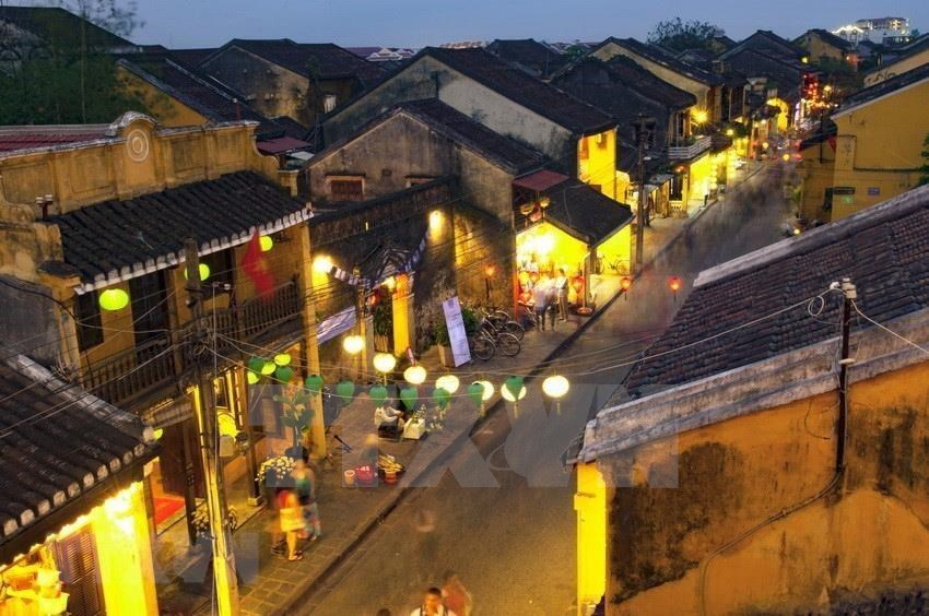 CNN Travel describes Hoi An as a heaven for photographers, foodies and architecture lovers (Photo: VNA)