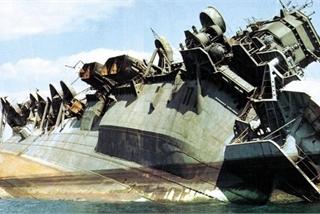 Tù binh da đen đánh chìm tàu Đức bằng... một hộp sữa