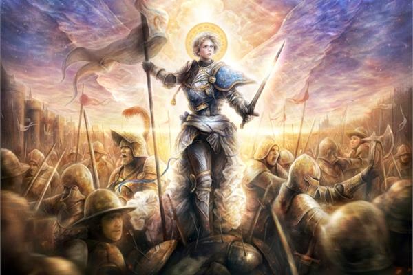 Jeanne d'Arc – nữ chiến binh thần thánh Pháp chết trong lửa thiêu