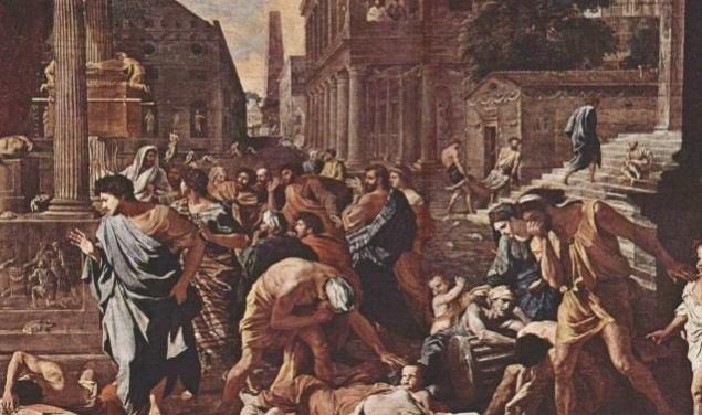 Đại dịch từng giết chết 2.000 người ở Rome mỗi ngày