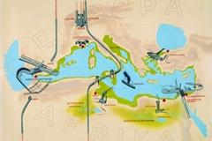 Kế hoạch táo bạo rút cạn Địa Trung Hải, sáp nhập châu Âu – châu Phi