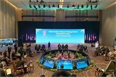 Nghe VietNamNet: Việt Nam tham dự Hội nghị hẹp Bộ trưởng Quốc phòng ASEAN