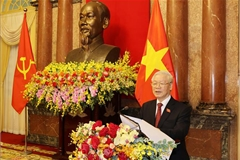 Bộ Chính trị phân công 4 Ủy viên Bộ Chính trị tham gia Ban Bí thư