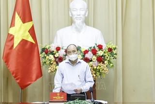 Chủ tịch nước chủ trì làm việc về quyết định đặc xá năm 2021