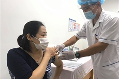 Tiêm đủ 2 mũi vaccine, vẫn cần nghiêm túc thực hiện 5K
