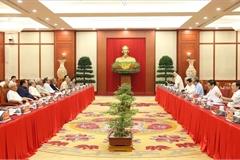 Tập trung góp ý cho dự thảo Báo cáo chính trị trình Đại hội 13