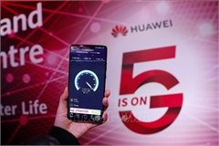 Huawei kêu gọi nước Anh không 'vội vàng' đưa ra quyết định về mạng 5G