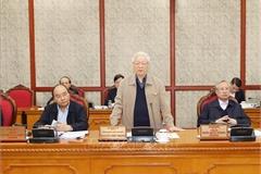Tiếp thu các ý kiến xác đáng, hoàn thiện dự thảo văn kiện Đại hội XIII của Đảng