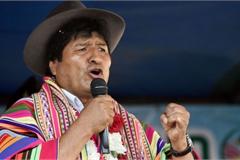 Dấu ấn trong sự nghiệp Tổng thống Bolivia Evo Morales