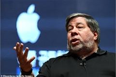 Nhà đồng sáng lập Apple gia nhập cuộc đua vũ trụ của các tỷ phú