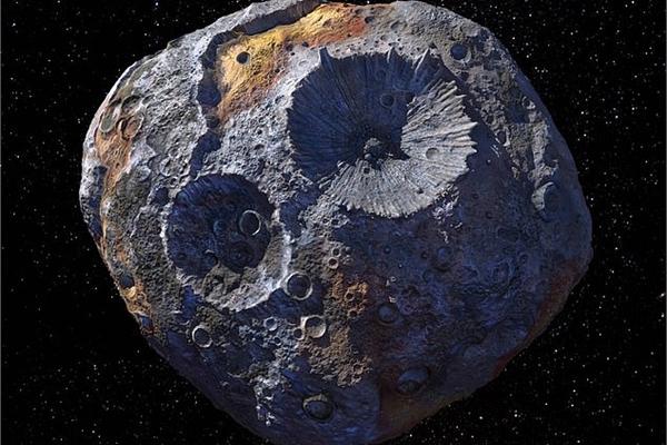 NASA nghiên cứu tiểu hành tinh chứa đầy vàng