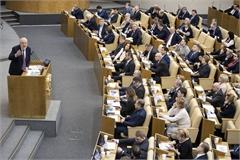 Hạ viện Nga thông qua các đề xuất sửa hiến pháp do Putin đệ trình