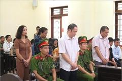 Gian lận thi cử tại Hà Giang: Kỷ luật khiển trách vợ ông Triệu Tài Vinh