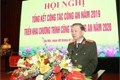 Đại tướng Tô Lâm: Không để tồn tại các băng, ổ nhóm tội phạm ở Hà Nội