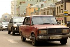 Thương hiệu xe LADA chia tay thị trường châu Âu