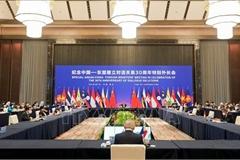 ASEAN-Trung Quốc: Khẳng định cam kết trong giải quyết các vấn đề cấp bách của khu vực