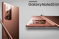 Galaxy Note 20 là smartphone 5G chủ lực nhất của Samsung?